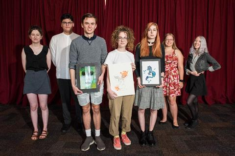 Artists and alumni running this year's VCE Showcase program.